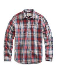 Ge 75 Ft Christmas Trees by Lucky Brand Mens Jon Indigo Workwear Shirt Ebay