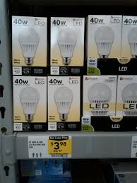 more inexpensive led bulbs economics