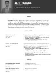 21 Best HR Resume Templates For Freshers & Experienced ...