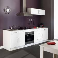 cuisine four encastrable bleu cuisine style aussi meuble bas de cuisine pour four