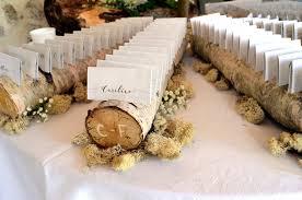 décoration de mariage thème bois decor events