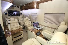 Luxury Custom Ford Transit Van Conversion 8 Passengers 4 Sale 18
