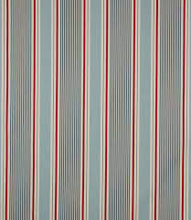 Material For Curtains And Blinds by 100 Cotton Stripe Material Available In Five Colourways Great