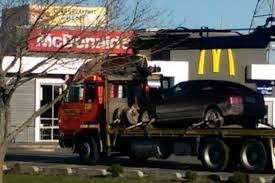 100 Tow Truck Driver Pay Outrage After Crash Victims Car Taken To Canterbury McDonalds On A