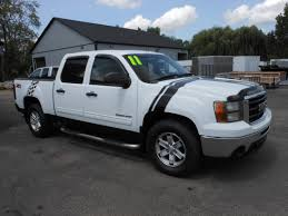2011-gmc-sierra-sle-crew-white-stripey-111k-12 - Denam Auto ... 2011 Gmc Canyon Reviews And Rating Motor Trend Sierra Texas Edition A Daily That Is So Much More Walla Used 1500 Vehicles For Sale Preowned Slt 4wd All Terrain Convience Sle In Rochester Mn Twin Cities 20gmcsierraslecrewwhitestripey111k12 Denam Auto Hd Trucks Gain Capability New Denali Truck Talk Powertech Chrome 53l Crew Toledo For Traverse City Mi Stock Bm18167 Z71 Cab V8 Lifted Youtube Rural Route Motors