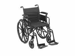 100 Rocking Chair Wheelchair Cruiser X4 Drive Medical