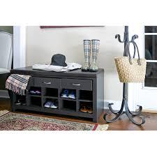 Baxton Shoe Cabinet Canada by Prepac Tall Shoe Cubbie Entryway Cabinet Walmart Com