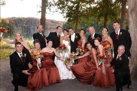 Fall Wedding Party Source 3bpblogspot