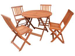 Rustic Garden Furniture Set