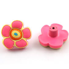 Pink Flower Dresser Knobs by Outstanding Flower Drawer Knobs 132 Pink Drawer Knobs Amazon New