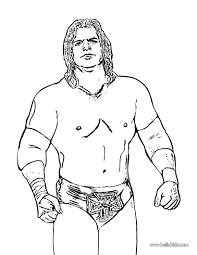Wwe Raw Coloring Pages Logo Wrestler Triple Page Sport Wrestling Full Size