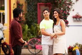 Shah Rukh Khan Kajol Kriti Sanon and Varun Dhawan shoot for