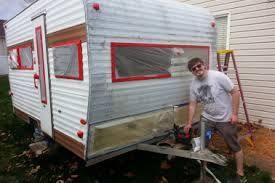Camper Paint Ideas Submited Images Painting Interior And Cabinetry Handles In Vintage Trailer