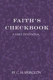 Faiths Checkbook A Daily Devotional EBook