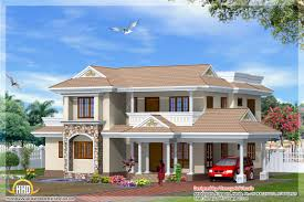 100 India House Designs N Style 4 Bedroom Home Design 2300 Sq Ft Home