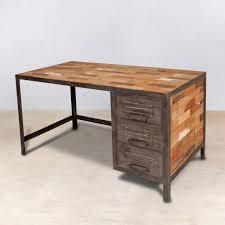 bureau metal et bois captivant bureau metal bois mbu6064051 33 images trendy bureau