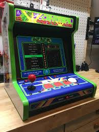 Raspberry Pi Arcade Cabinet Kit Uk by Centipede Bartop With Raspberry Pi 3 And Attract Mode Completed