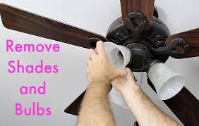 ceiling fan light repair save 90 in 10 minutes home repair tutor