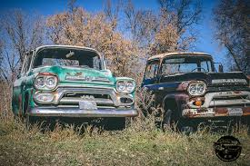 100 Classic Gmc Trucks Pair Of GMC Every Vehicle Has A Story To Tell