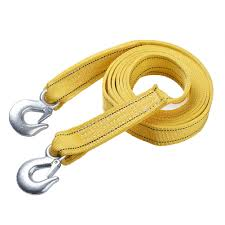 100 Tow Ropes For Trucks 6 Tons Car Vehicle Rope Cable Ing Strap Emergency Heavy Duty