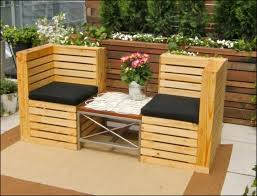 Furniture Fabulous Small Deck Furniture Ideas Outdoor Deck