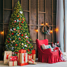 Luxury Faux Christmas Tree Home Designs Ideas