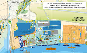 nantes nazaire port how to contact us