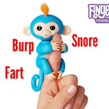How To Make Fingerlings Burp Fart Snore And More