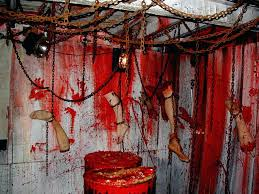 Haunted House Decorations Ideas Scary House Decorations Halloween