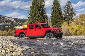 2020 Jeep Gladiator First Photos, Info, Specs - Jeep Wrangler Pickup ...
