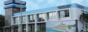 Cruise Travel Agency Headquarters Dania Beach FL