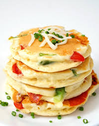 Pizza Pancakes Are A Quick And Easy Dinner Idea That Your Whole Family Will Love