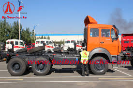 100 New Tow Trucks Hot Sale 380HP Beiben NG 80 6X4 Truck Truck Prices380HP