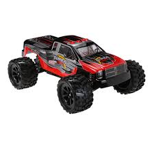 WLtoys L969 2.4G 1:12 Scale 2WD 2CH Brushed Electric RTR Bigfoot RC ...