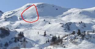 les monts d olmes avalanche sur la station des monts d olmes