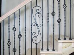 Quick Installation Guide - High Quality Powder Coated Stair Parts. Iron Stair Parts Wrought Balusters Handrails Newels And Stairs Amusing Metal Railing Parts Extordarymetalrailing Banister Baluster Railing Adorable Modern Railings To Inspire Your Own Shop Kits At Lowescom Stainless Steel Our 1970s House Makeover Part 6 The Hardwood Entryway Copper Home Depot Model Staircase Metal Spindles For High Quality Neauiccom 24 Best Craftsman Style Remodeling Ideas Images On This Deck Stair Was Made Using Great Skill Modular