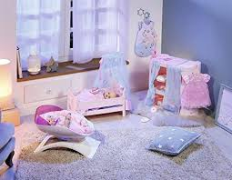 zapf creation baby annabell sweet dreams babyschaukel wippe liege bett puppen