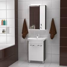 China PVC Bathroom Furniture WallMounted Ceramic Basin Cabinet