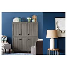 south shore narrow storage cabinet hopedale 2 door narrow storage cabinet gray maple south