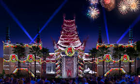 Plutos Christmas Tree Youtube by Jingle Bell Jingle Bam Nighttime Spectacular To Debut At