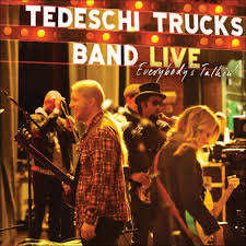 100 Derek Trucks Father Tedeschi Band Live Everybodys Talkin CD Products In