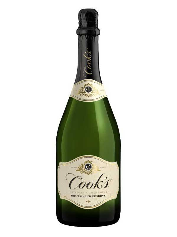 Cooks Brut Grand Reserve Champagne - 750ml