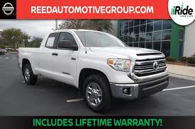 100 Used Toyota Pickup Truck 2016 Tundra SR5 5TFRW5F19GX197240 IRide Cars Sanford FL