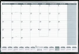 calendrier bureau livre calendrier de bureau mensuel académique 2014 2015 porte