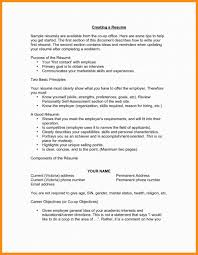 10 Resumes Without Objectives | Proposal Sample Resume Sample Writing Objective Section Examples 28 Unique Tips And Samples Easy Exclusive Entry Level Accounting Resume For Manufacturing Eeering Of Salumguilherme Unmisetorg 21 Inspiring Ux Designer Rumes Why They Work Stunning Is 2019 Fillable Printable Pdf 50 Career Objectives For All Jobs 10 Rumes Without Objectives Proposal