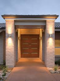 lowes led outdoor lights contemporary wall ls in front of house