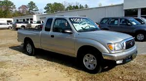 2004 TOYOTA TACOMA XTRA CAB SR5 1 OWNER FOR SALE AT RAVENEL FORD ...
