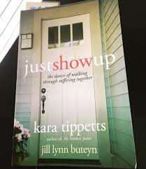 Just Show Up Book Club Pick