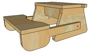 wooden chair step stool plans pdf woodworking