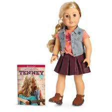 American Girl Doll Tenney Grant 18 Inch And Book For Sale Online EBay